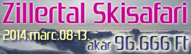 Zillertal Skisafari 2014.03.08-13.